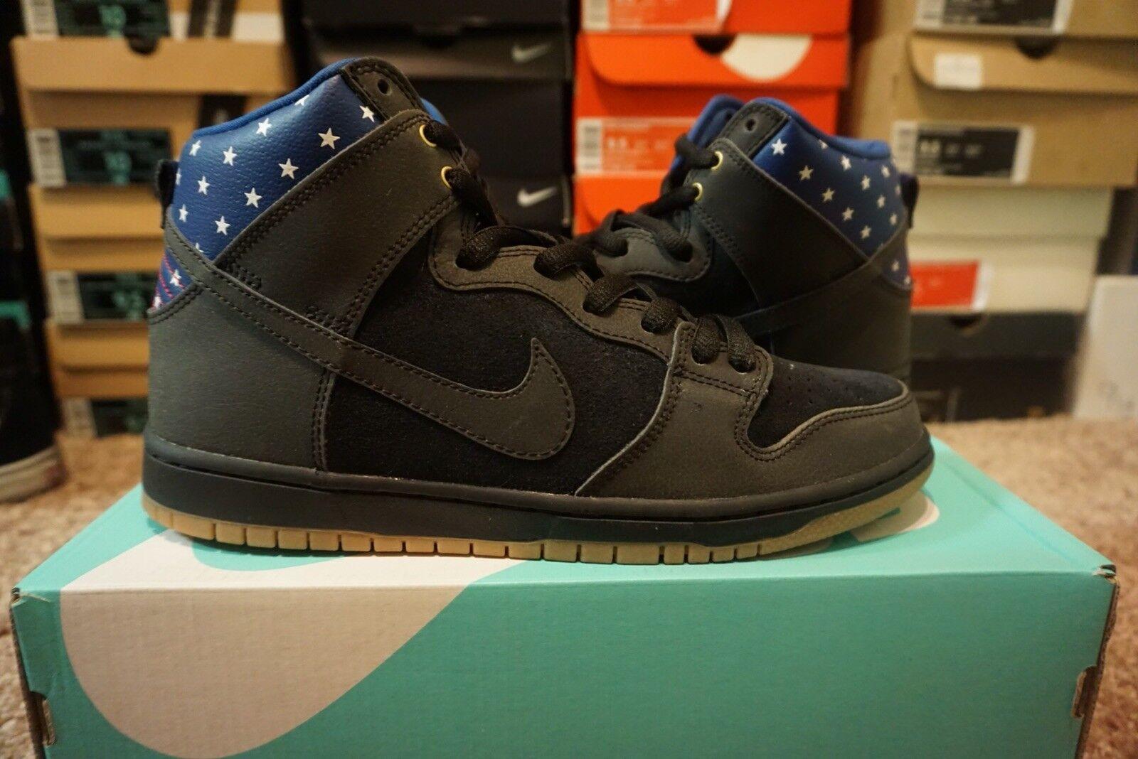 Nike sb canestro alto stelle poco alla moda