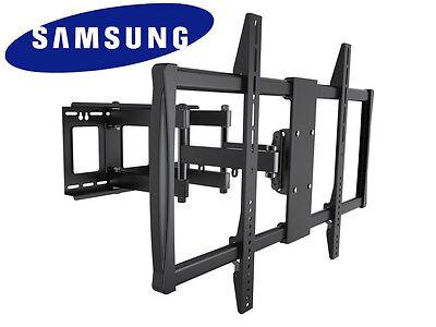 Full-Motion TV Wall Mount 60 65 70 75 80 90 100 Inch Samsung LCD LED Plasma HDTV