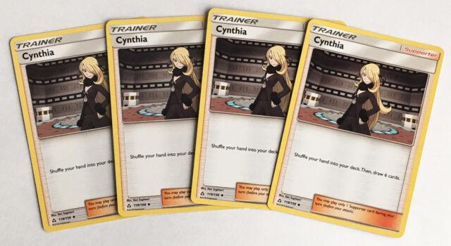 cynthia pokemon tcg - 640×350