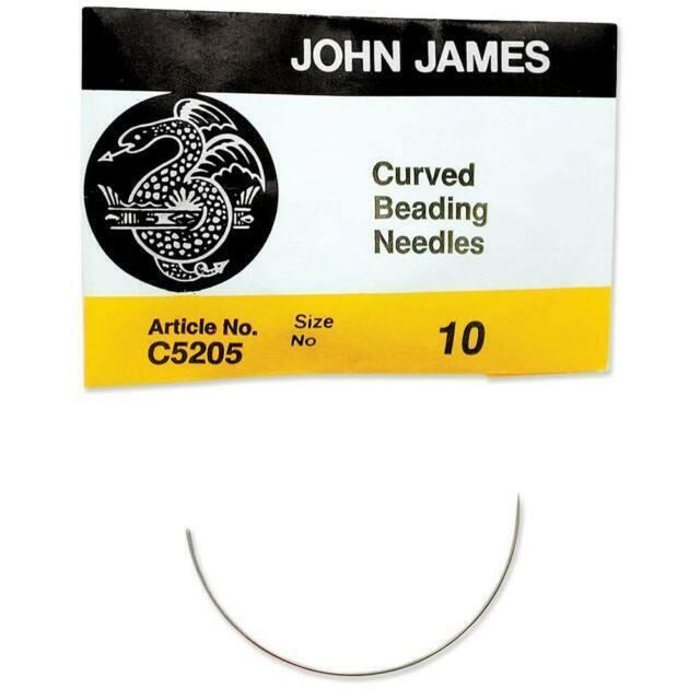 Beading Needles Size 10 Pack Of 25