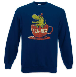 Rex Fun Felpa rex Ii T Dinosaurier Tyrannosaurus Dino Tea Pullover Tea q8TxApA