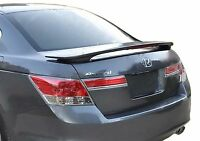 Spoiler For A Honda Accord 4-door Factory Spoiler 2008-2012