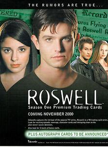 Roswell-Temporada-una-cartas-coleccionables-vender-HOJA