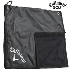 Callaway Rain Hood Towel Waterproof Golf Bag