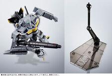(in sealed) Macross Hi Metal R VF-1S Strike Valkyrie Roy Focker with bonus stand