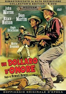 UN-DOLLARO-D-039-ONORE-2DVD-WESTERN