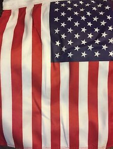 0343b97091e Lot Of 10 U S A American Flags Old Glory Stars And Stripes Garden ...