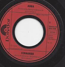 ABBA : Fernando + Tropical Loveland -  Vinyl Single
