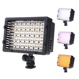Pro XB DSLR LED HD video light for Panasonic DMC GX8 FZ300 G7 GH4 GH3 FZ1000 SLR