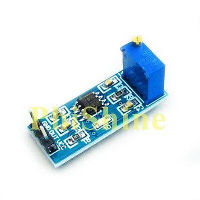 2PCS NE555 Pulse Generator Module Adjustable Frequency for Arduino Smart Car