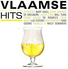 Vlaamse Hits : Laura Lynn, Will Tura, Christoff, Kreuners, Bart Kaell ... (2 CD)