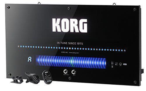 KORG WDT Wall-Mounted Guitar Bass Wireless Instrument Tuner