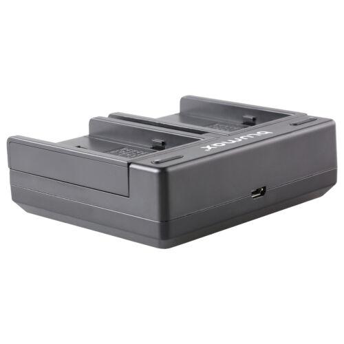 dual cargador Charger para Sony601229010890302 Batería 2x para Sony np-f750