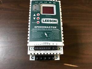 LEESON-SpeedMaster-Drive-174284-00-2hp-30-day-warranty