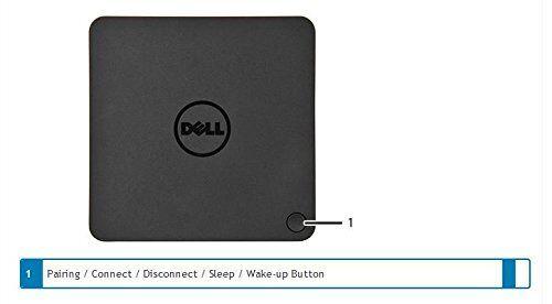 New Dell WLD15 WiGig Wireless Docking Station for Latitude 13 7370,7380,7389