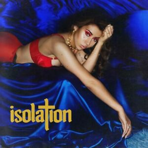 Art Fabric Poster Isolation by Kali Uchis 2018 Album Music 12x18 24x36in F457