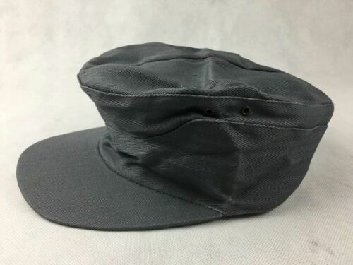 SIZE XL WWII GERMAN EM SOLDIER HBT PANZER FIELD CAP MILITARY HAT CLASSICAL REPRO