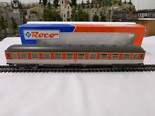 ROCO 45005 HO DB Passenger Coach, 2 Rail DC