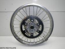 13 CRF450R CRF450 Rear Wheel Disc rim 200 A