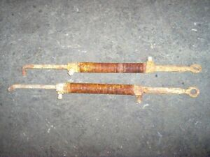 Farmall-IH-CUB-FRONT-CULTIVATOR-SPRING-LIFT-ARMS-RODS