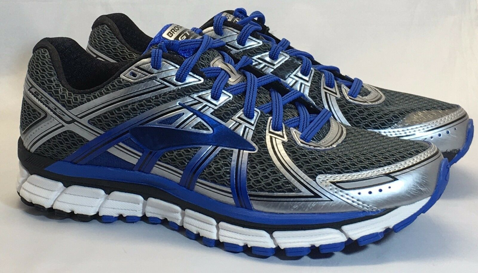 || BARGAIN || Brooks Adrenaline GTS 17 Mens Running Shoes (4E) (017)