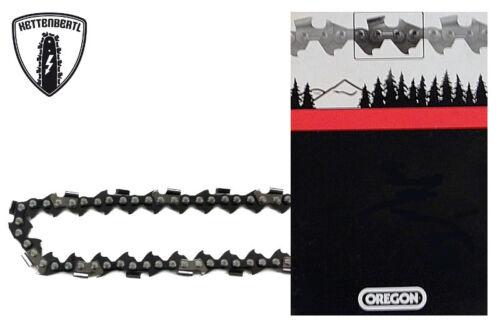 Oregon Sägekette  für Motorsäge BLACK /& DECKER GKC1817 Schwert 20 cm 3//8 1,1