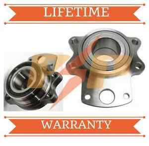 Lifetime Wheel Bearings