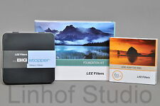 Lee Filters Foundation Kit with 58mm Standard Adapter Ring and Big Stopper