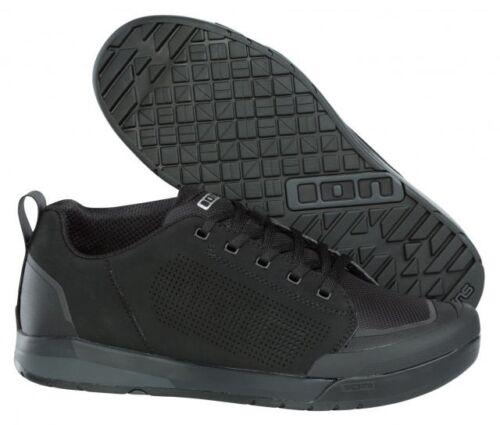 Ion RAID Amp Chaussures 2018 Noir-Plat Pédales VTT