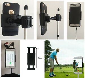 Golf-Swing-Holder-Recorder-Cell-Phone-Clip-Holder-Training-Aid-Trainer-Practice