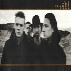 U2 - The Joshua Tree  [ CD Album 1987 Pop Rock New Wave Bono Edge Streets With ]