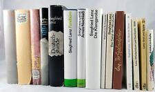 15x Siegfried Lenz - das große Bücherpaket Konvolut Sammlung  deutsche Literatur