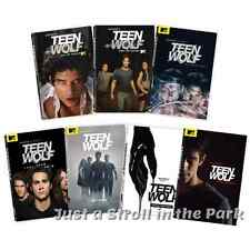 Teen Wolf: Tyler Posey TV Series Complete Seasons 1 2 3 4 5 Box / DVD Set(s) NEW