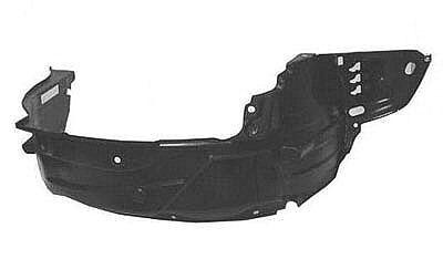 HO1249119 Replacement Fender Liner for 02-05 Civic Front Passenger Side