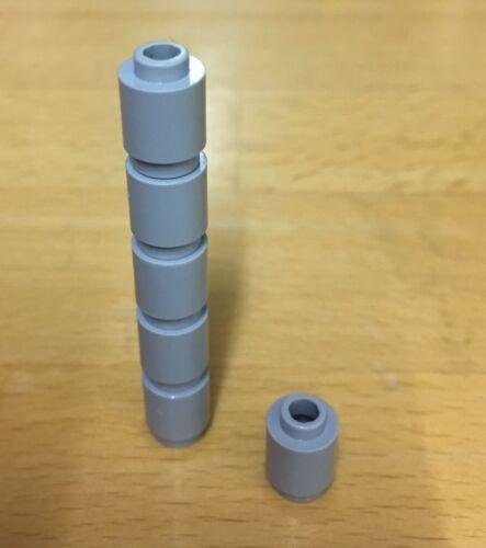 Lego 3062 Rundstein 1x1 Säulenstein Basisstein 6 Stück viele Farben Auswahl 71