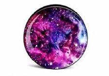 Galaxy Nebula FAKE GAUGES EARRINGS PLUGS 5201