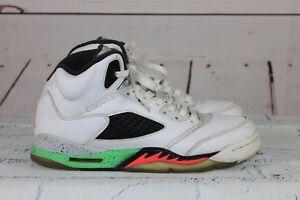 brand new c2ca4 e9ee4 Image is loading Nike-Air-Jordan-5-V-Retro-Sz-7Y-