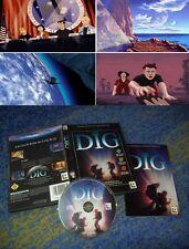 THE DIG Lucasarts PC RARITÄT DEUTSCH DVD Cover