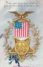 * PROPAGANDA U.S.A. - Pride and glory and honor...In Relief 1908