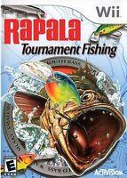 Rapala Tournament Fishing Wii