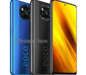 Xiaomi Poco X3 NFC 64GB 6GB RAM GSM Factory Unlocked Global Version (NEW)