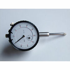 """HFS 1"""" x 0.0005"""" DIAL INDICATOR LATHE TOOL HIGH PRECISION 1/4"""" HOLE 1 INCH"""