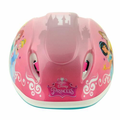 DISNEY Princess SICUREZZA CASCO LEGGERO MOTO per Bambini dai 3+