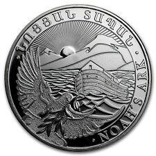 1oz Armenian Noah's Ark 2017, 999.0 Fine Silver coin. New coins