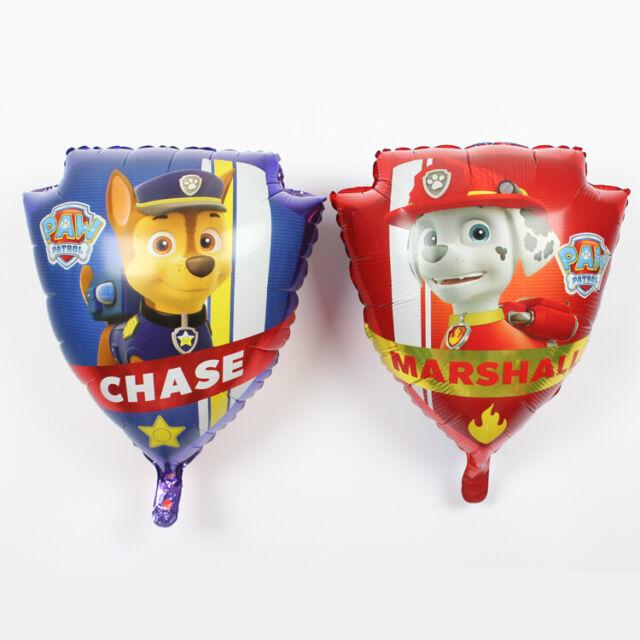 xl helium foil balloon chase paw patrol similar dogs