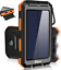 Solar-Charger-F-DORLA-20000mAh-Portable-Outdoor-Waterproof-Mobile-Power-Bank-Cam miniature 1