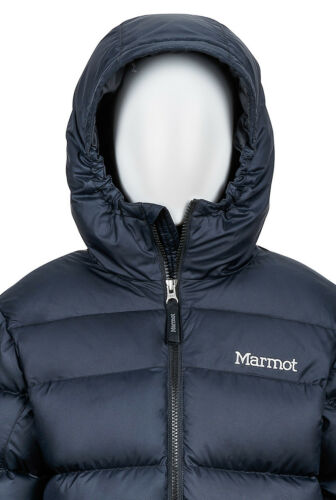Marmot KIDS Boy/'s Guides Down Hoody Puffer Jacket with Hood 700 Fill Power Down