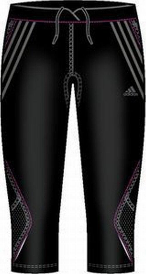 Adidas Snova Tight W P93193 Laufhose  3 4 lang Gr. 38