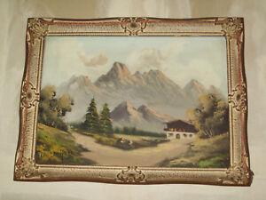 Altes Ölgemälde Ölbild Malerei Gemälde Bild signiert Snijder - Eimen, Deutschland - Altes Ölgemälde Ölbild Malerei Gemälde Bild signiert Snijder - Eimen, Deutschland