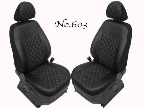 Hyundai ix35 Fahrer /& Beifahrer Maß Sitzbezüge Sitzbezug Schonbezüge 603